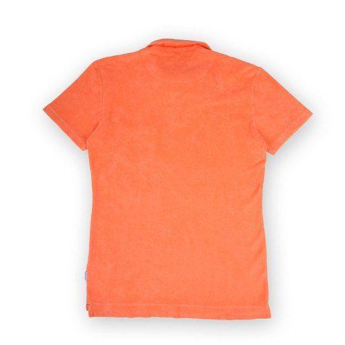 Poloshow polo Orlebar Brown Orange Terry 269313M .2