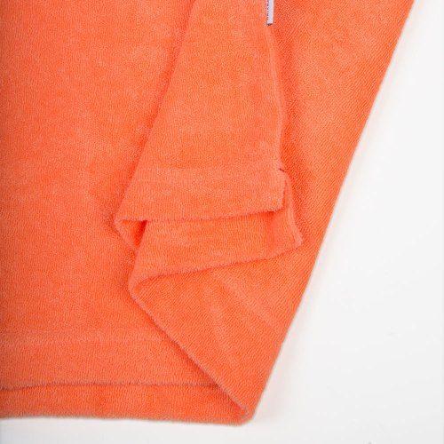 Poloshow polo Orlebar Brown Orange Terry 269313M 5