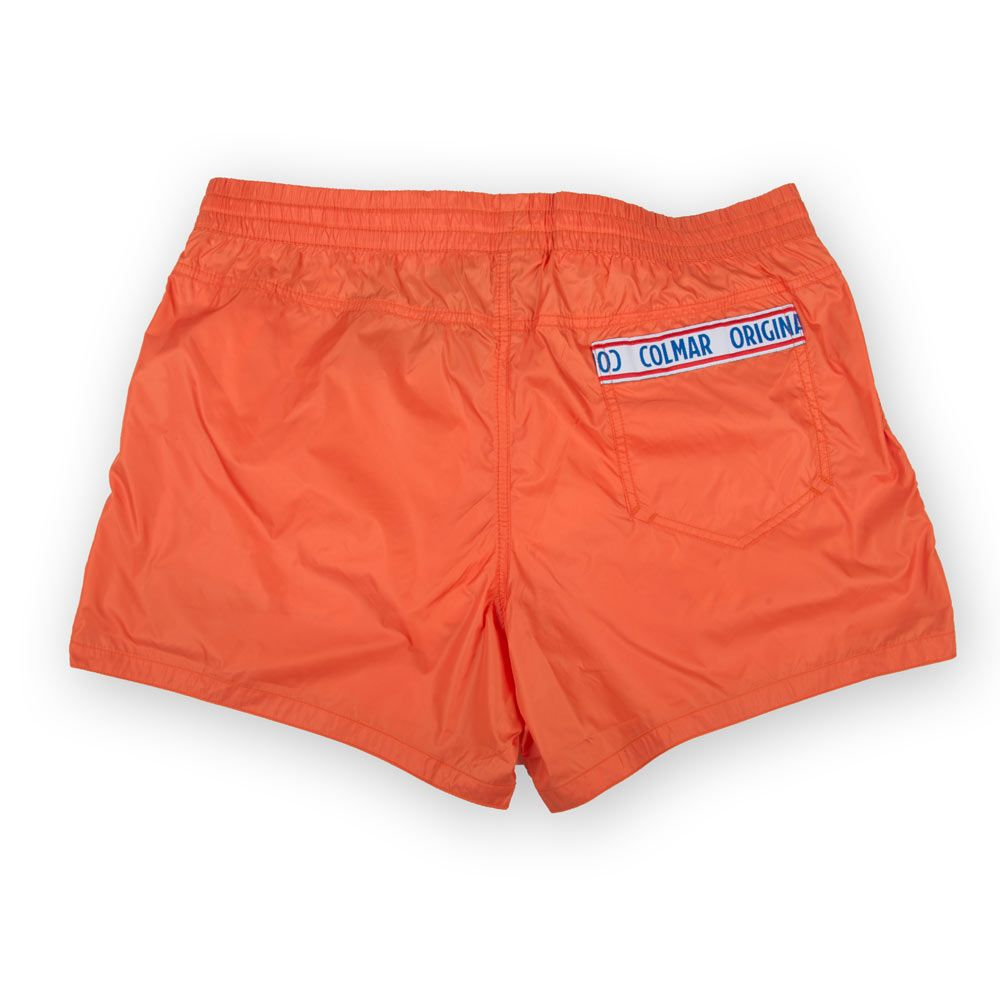 Poloshow short Colmar orange 7267 5ST 2