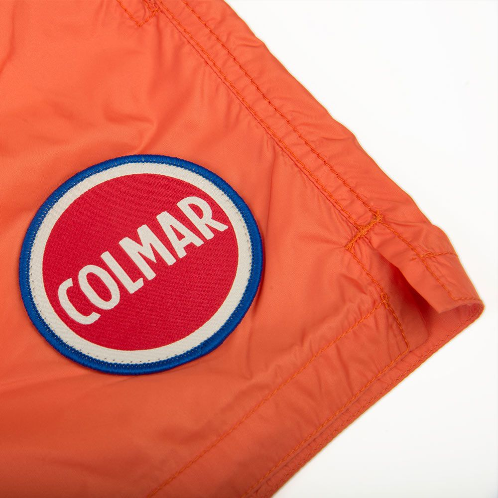 Poloshow short Colmar orange 7267 5ST 4