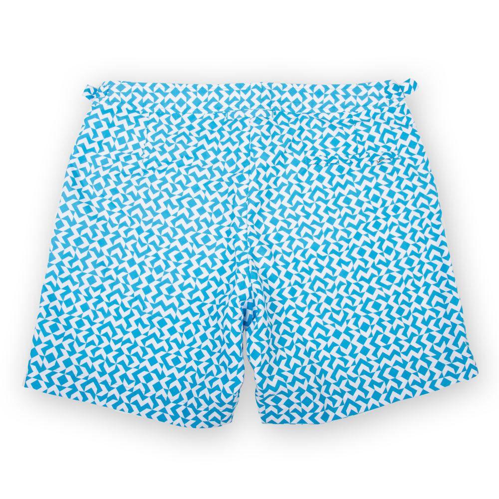 Poloshow short Orlebar Brown Bahama Blue  Bulldog Frecce 26926932 2