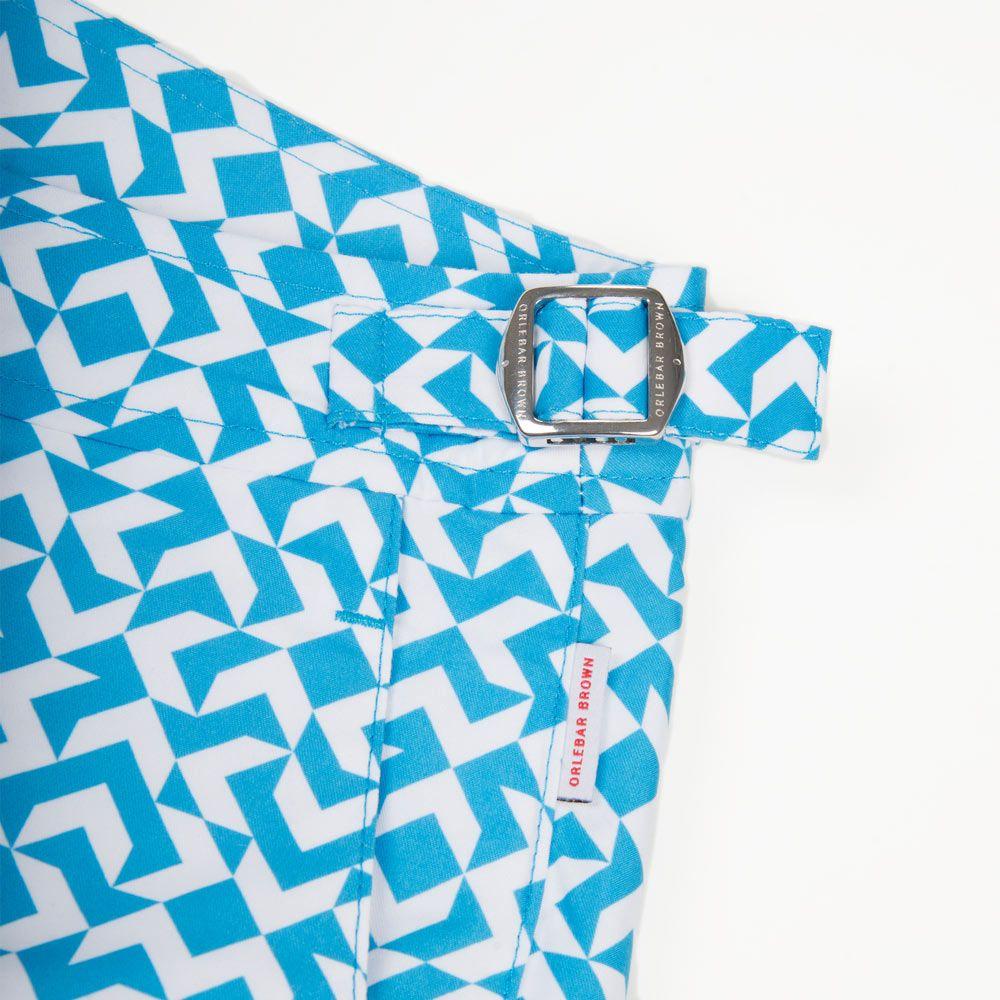 Poloshow short Orlebar Brown Bahama Blue  Bulldog Frecce 26926932 3