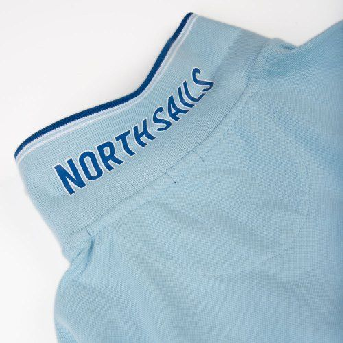 Poloshow polo North Sails hellblau 69 2133 000 0762 7