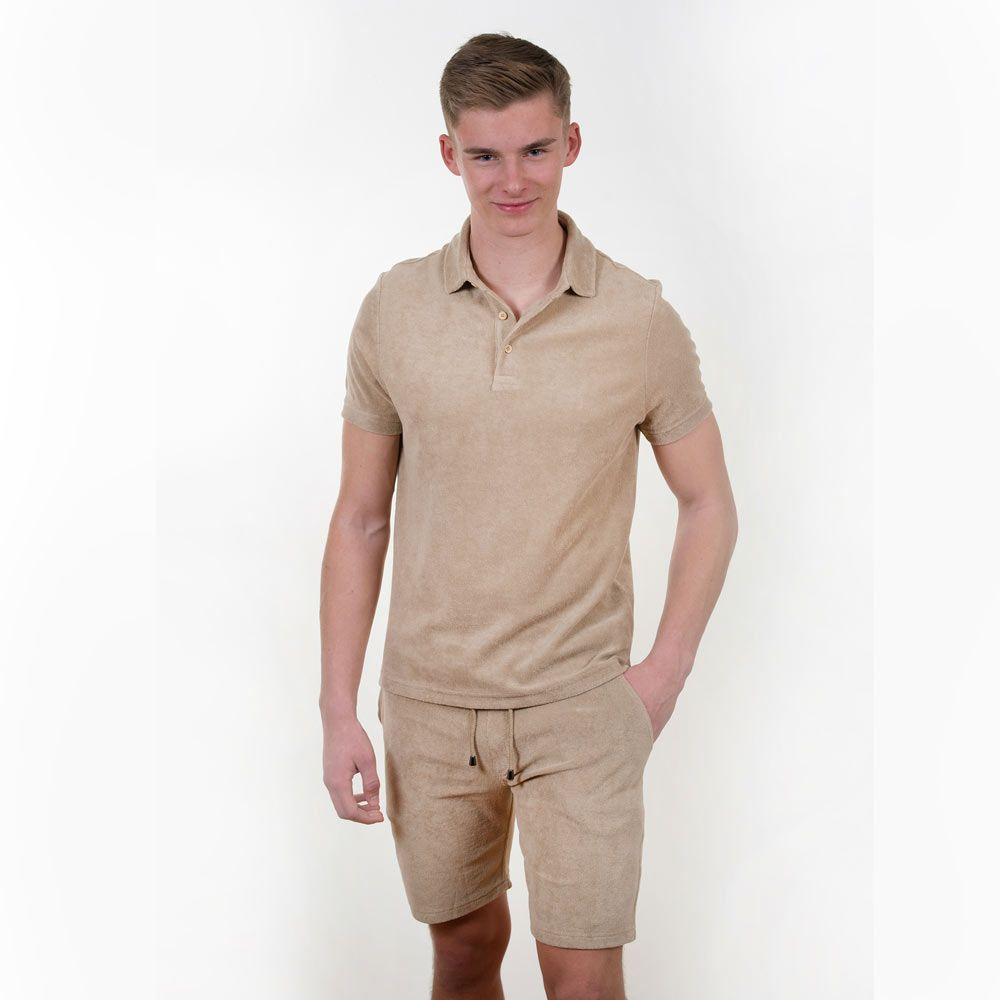 Poloshow short Altea Beige 1953350 6
