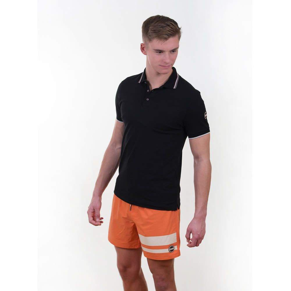 Poloshow short Colmar Orange 7264 1TR 7