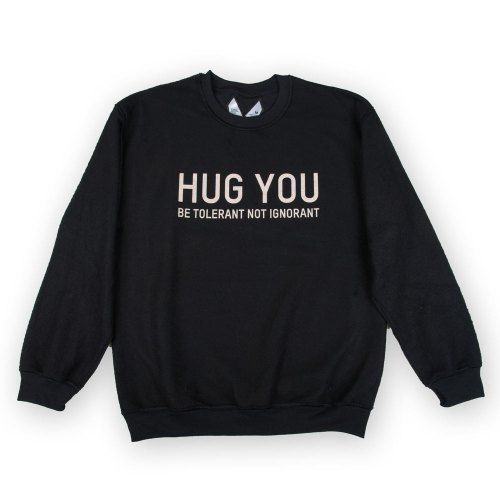 Poloshow Sweater HugYou Black 1