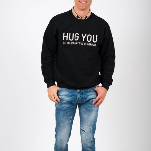 Poloshow Sweater HugYou Black 6
