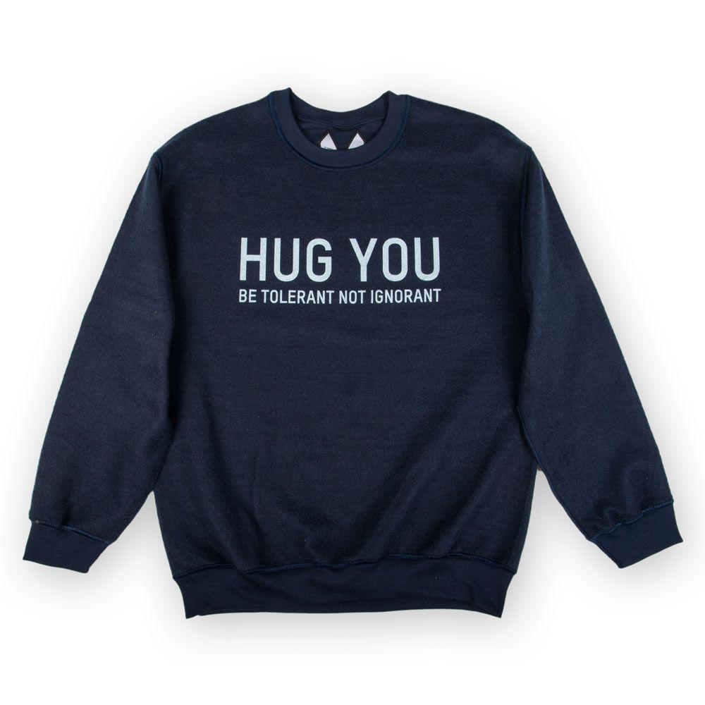 Poloshow Sweater HugYou Blue 1