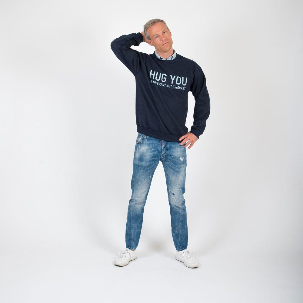 Poloshow Sweater HugYou Blue 8