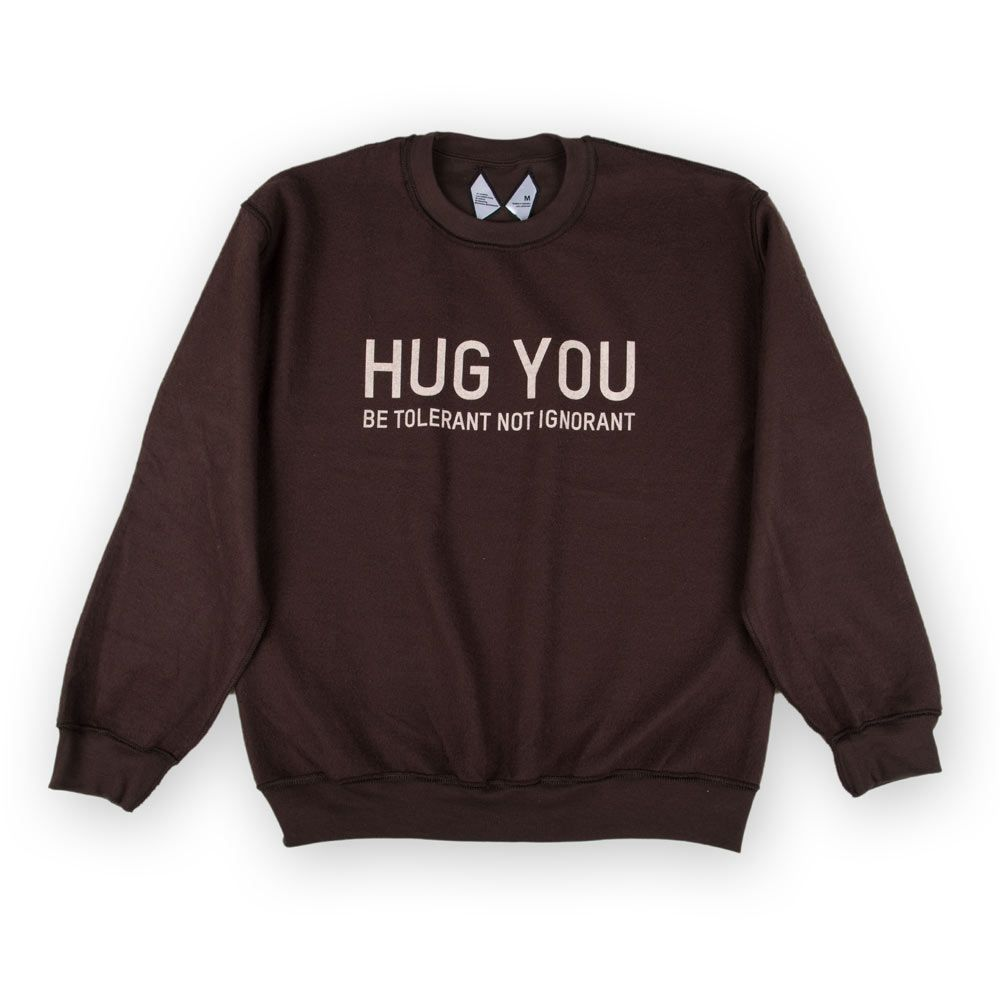 Poloshow Sweater HugYou Brown 1