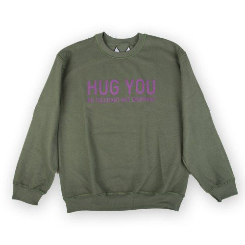 Poloshow Sweater HugYou Green 1