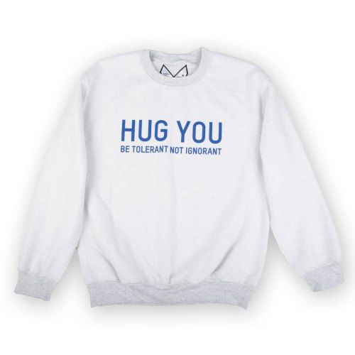 Poloshow Sweater HugYou Grey 1