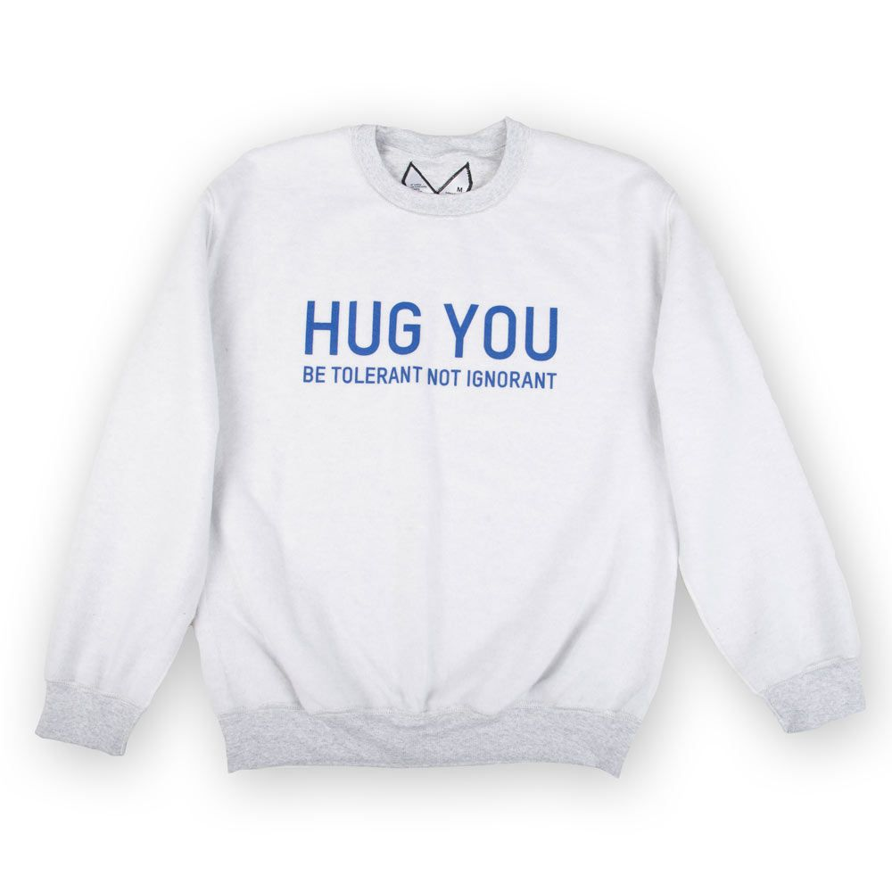 Poloshow Sweater HugYou Grey 1