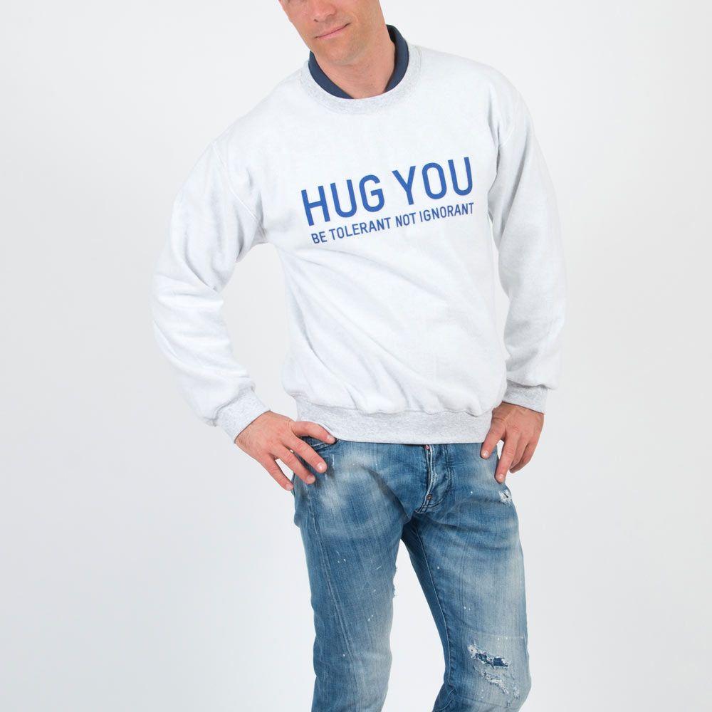 Poloshow Sweater HugYou Grey 6