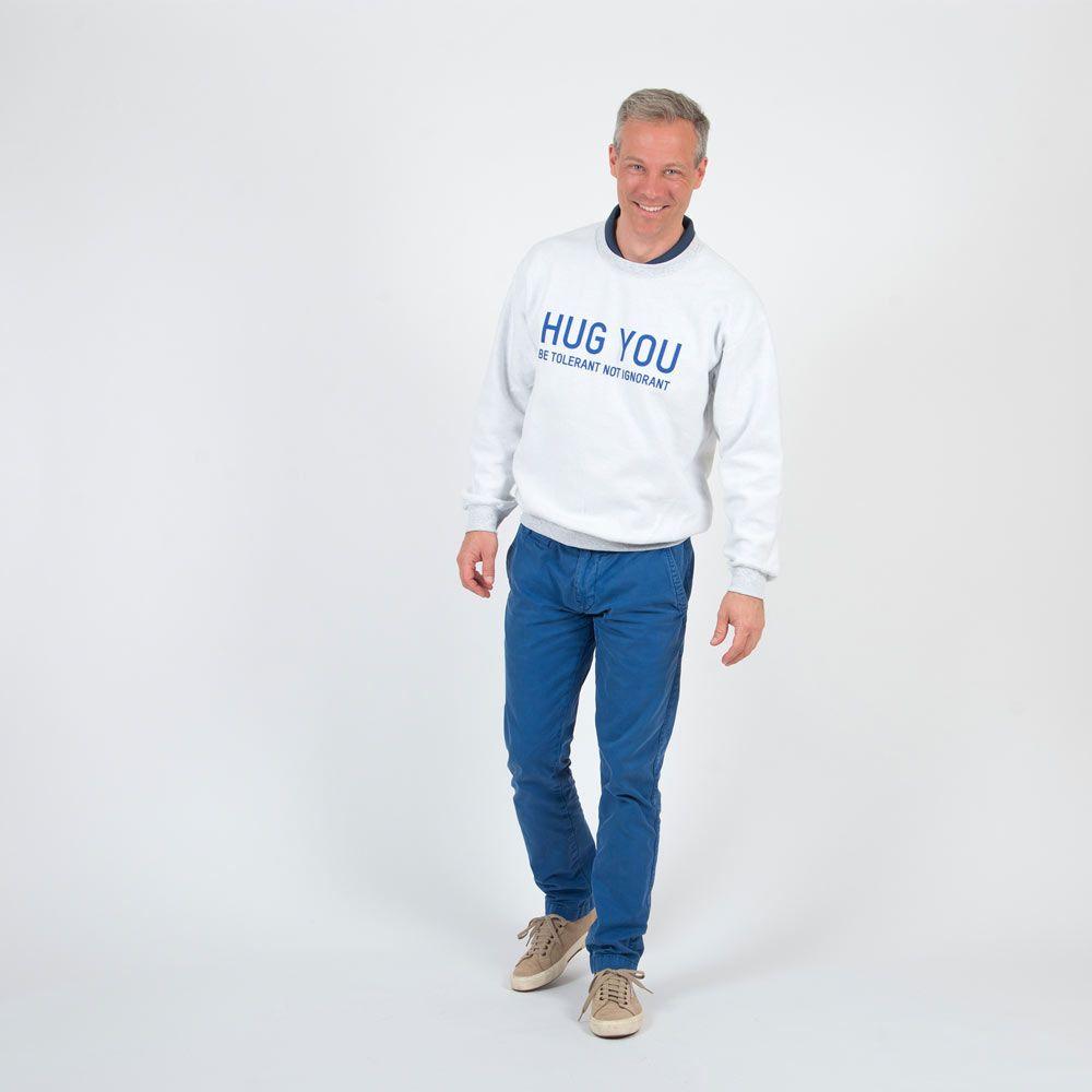Poloshow Sweater HugYou Grey 9