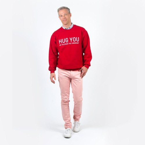 Poloshow Sweater HugYou Red 12