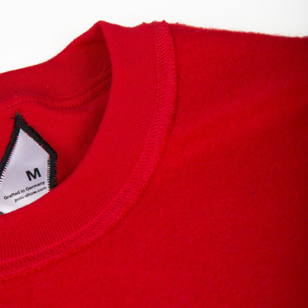 Poloshow Sweater HugYou Red 3