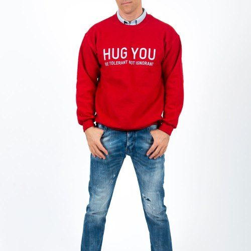 Poloshow Sweater HugYou Red 6