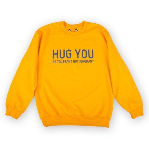 Poloshow Sweater HugYou Yellow 1