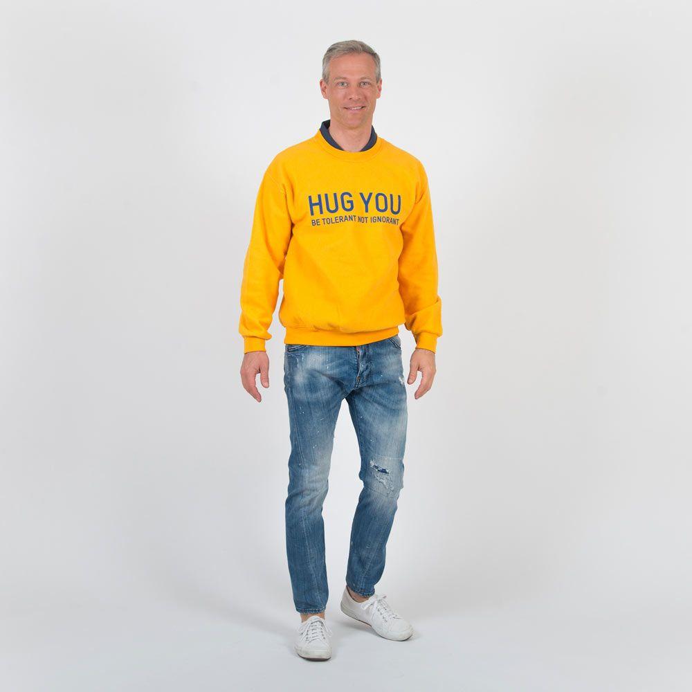 Poloshow Sweater HugYou Yellow 11