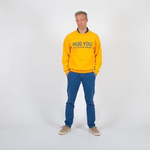 Poloshow Sweater HugYou Yellow 7