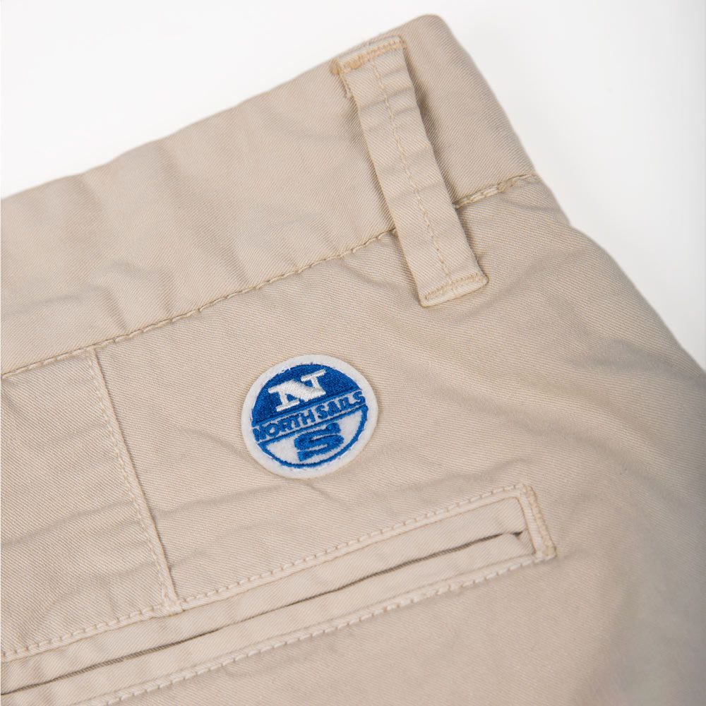Poloshow short North Sails Beige 672708000120 5