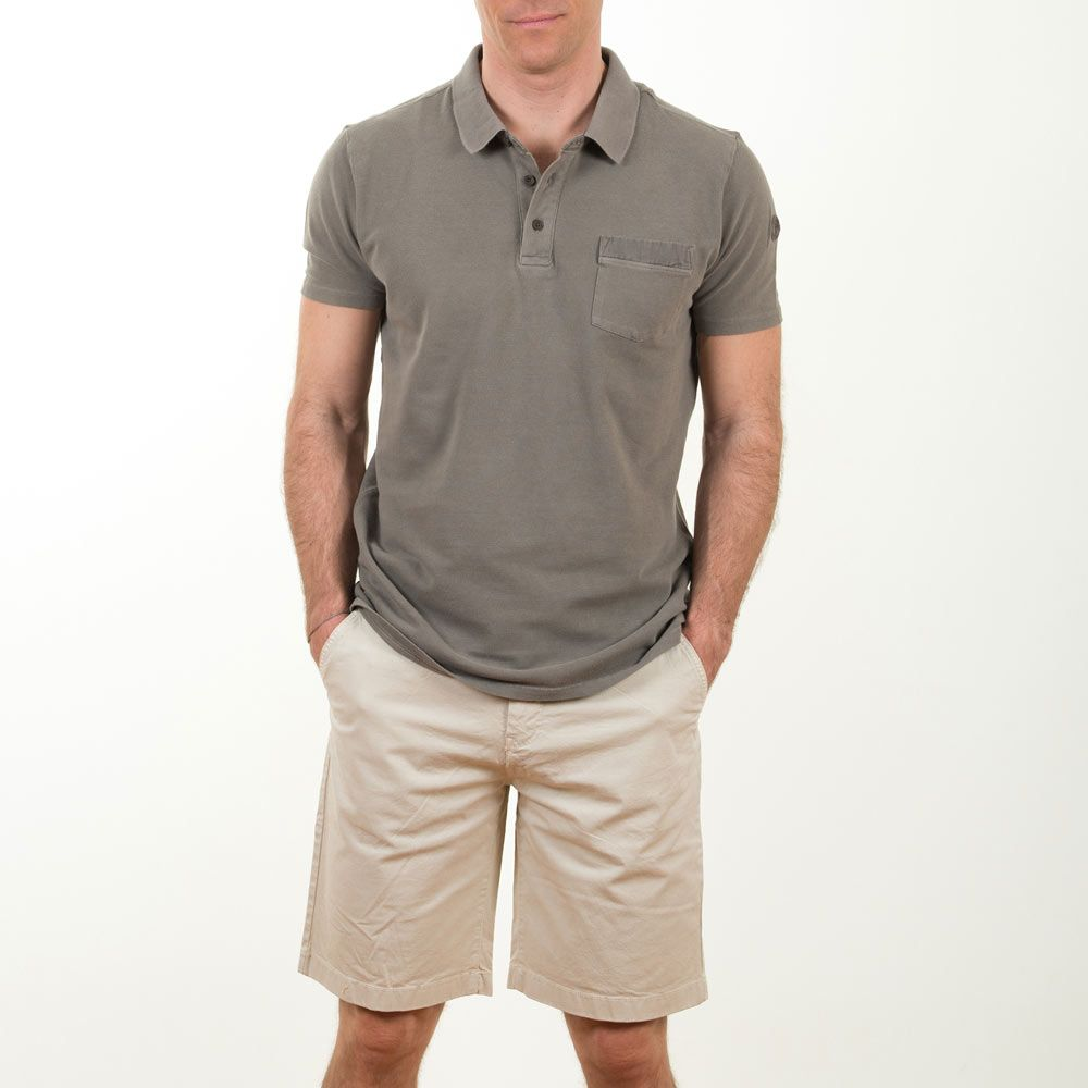 Poloshow short North Sails Beige 672708000120 6
