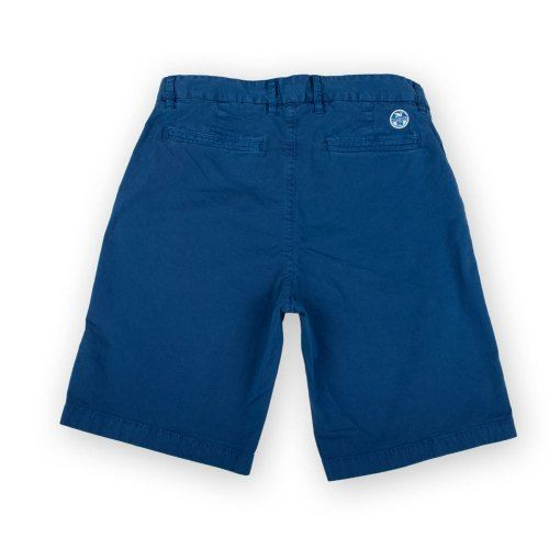 Poloshow short North Sails Blue 6727080000790 2