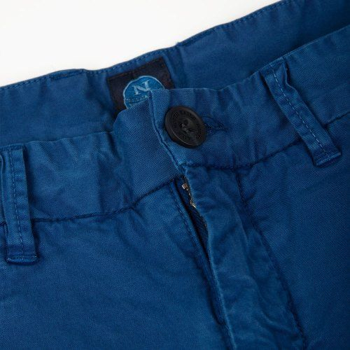 Poloshow short North Sails Blue 6727080000790 3