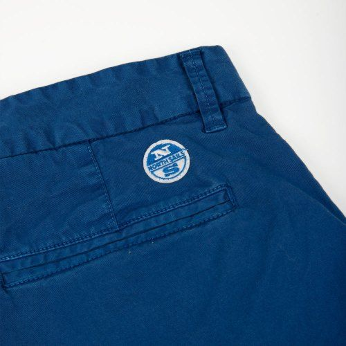 Poloshow short North Sails Blue 6727080000790 5