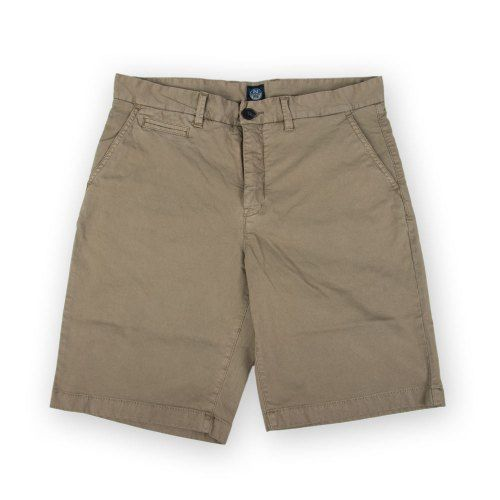 Poloshow short North Sails Olive 6727080000450 1