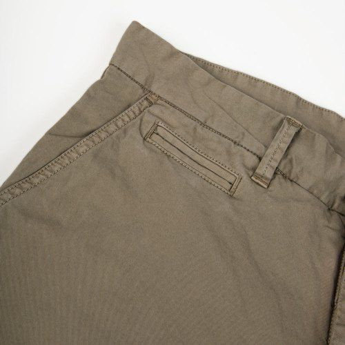 Poloshow short North Sails Olive 6727080000450 4