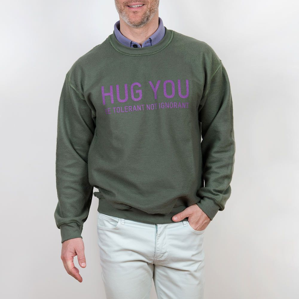 Poloshow Sweater HugYou Green 7