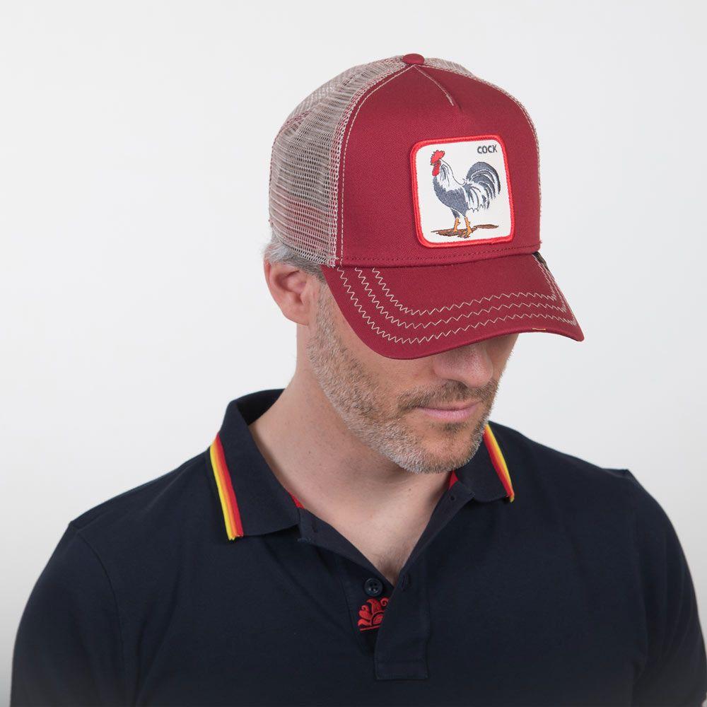 Poloshow cap Goorin Bros. Cock 4
