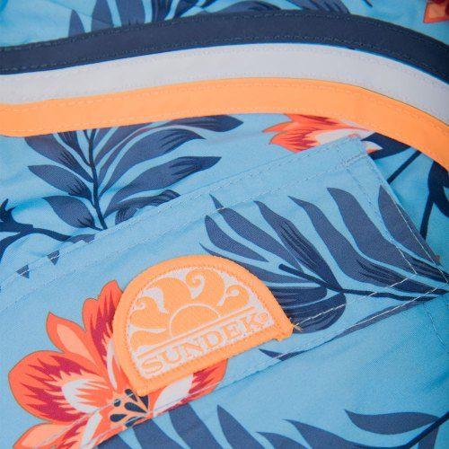 Poloshow short Sundek Caribbean M504BDP01WF 5