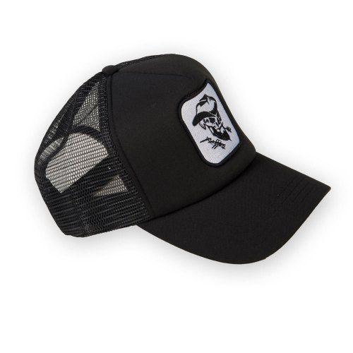 Poloshow Cap Black Black 1