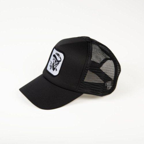 Poloshow Cap Black Black 3