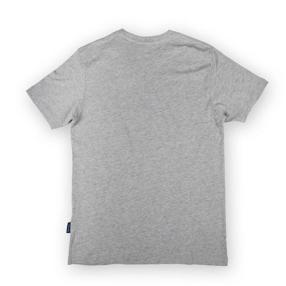 Poloshow Hug You T Shirts Grau Schwarz 2