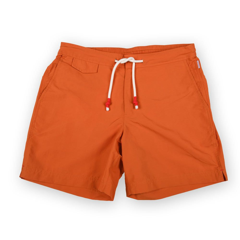 Poloshow short Orlebar Brown Dark Papaya Standard 27111432 1