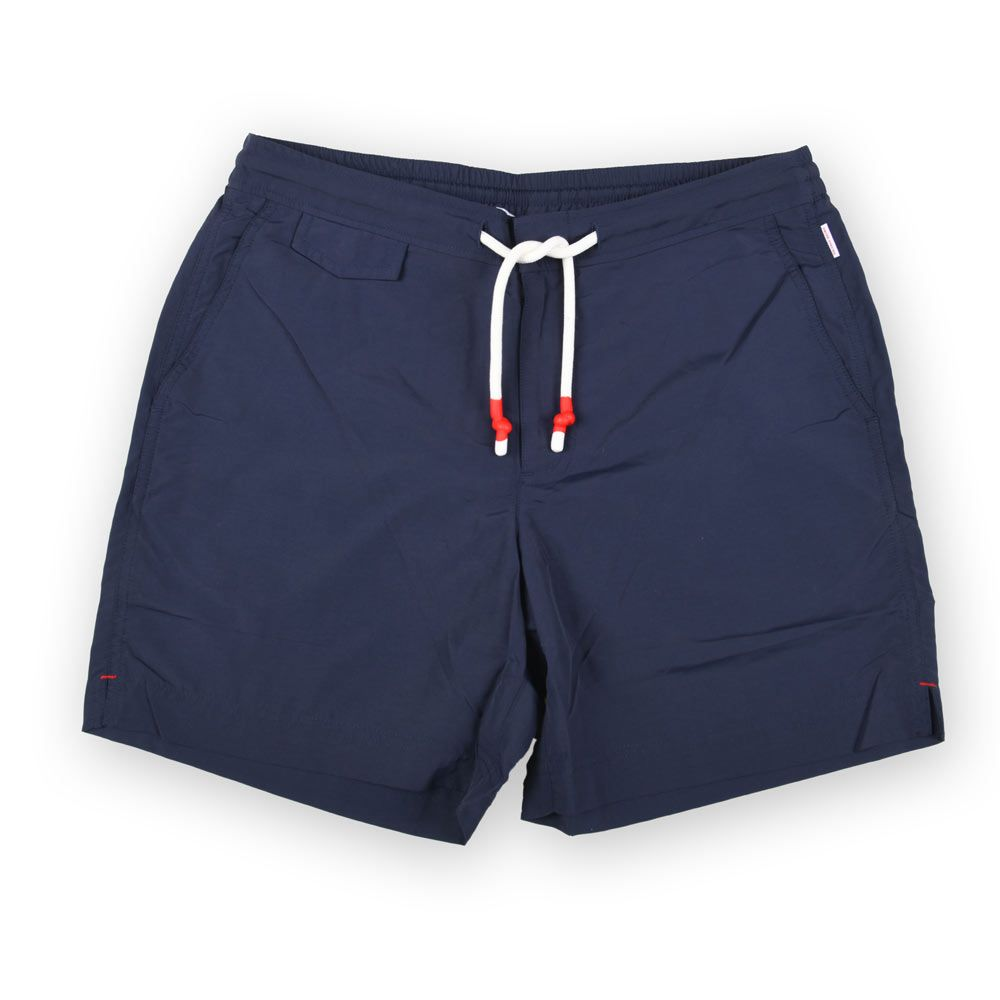 Poloshow short Orlebar Brown Navy Standard 25219132 1