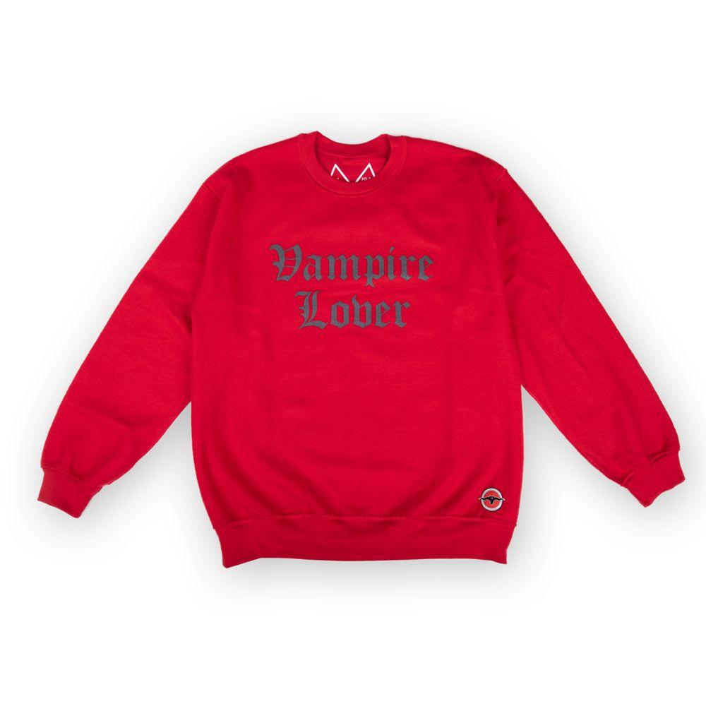 Poloshow Sweater Dracula rot 1