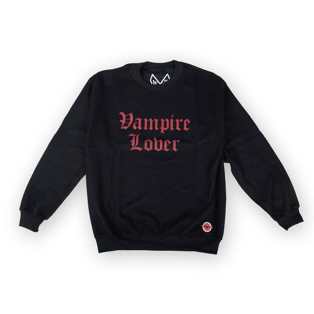 Poloshow Sweater Dracula schwarz 1