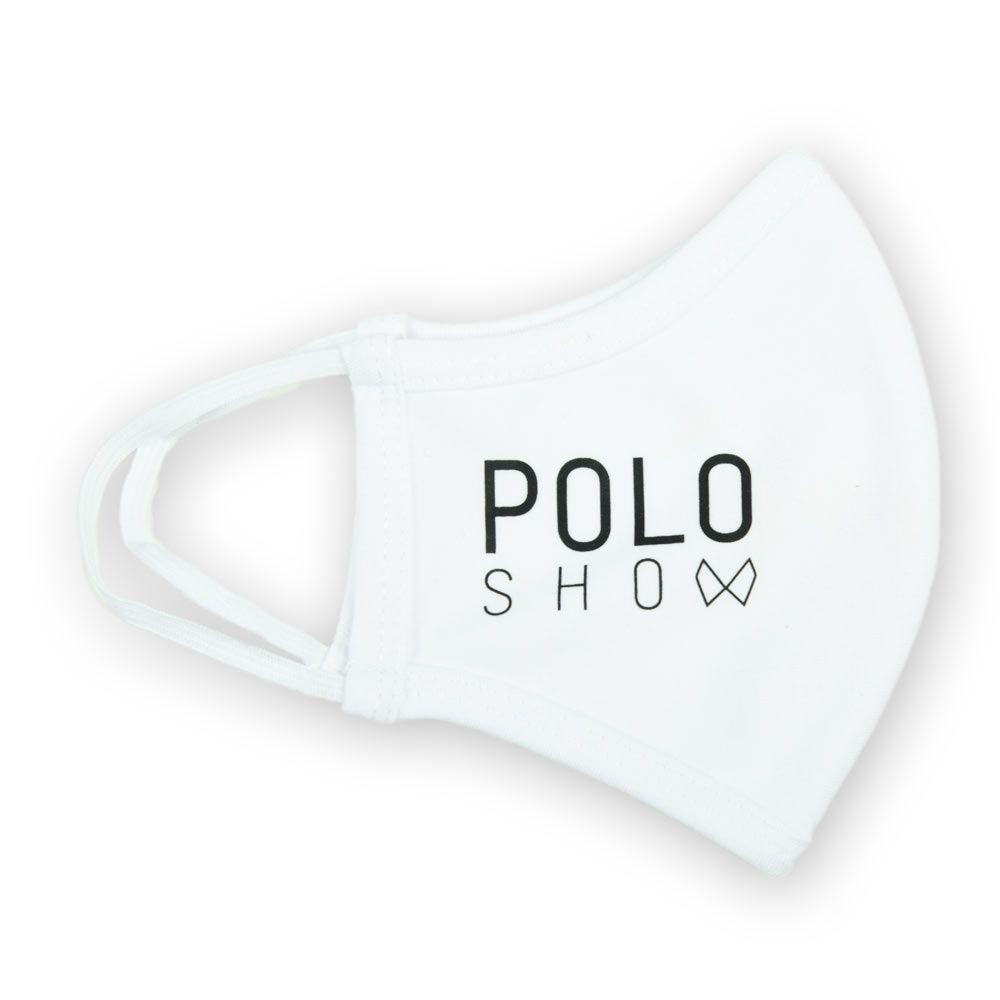 Poloshow Maske White 1
