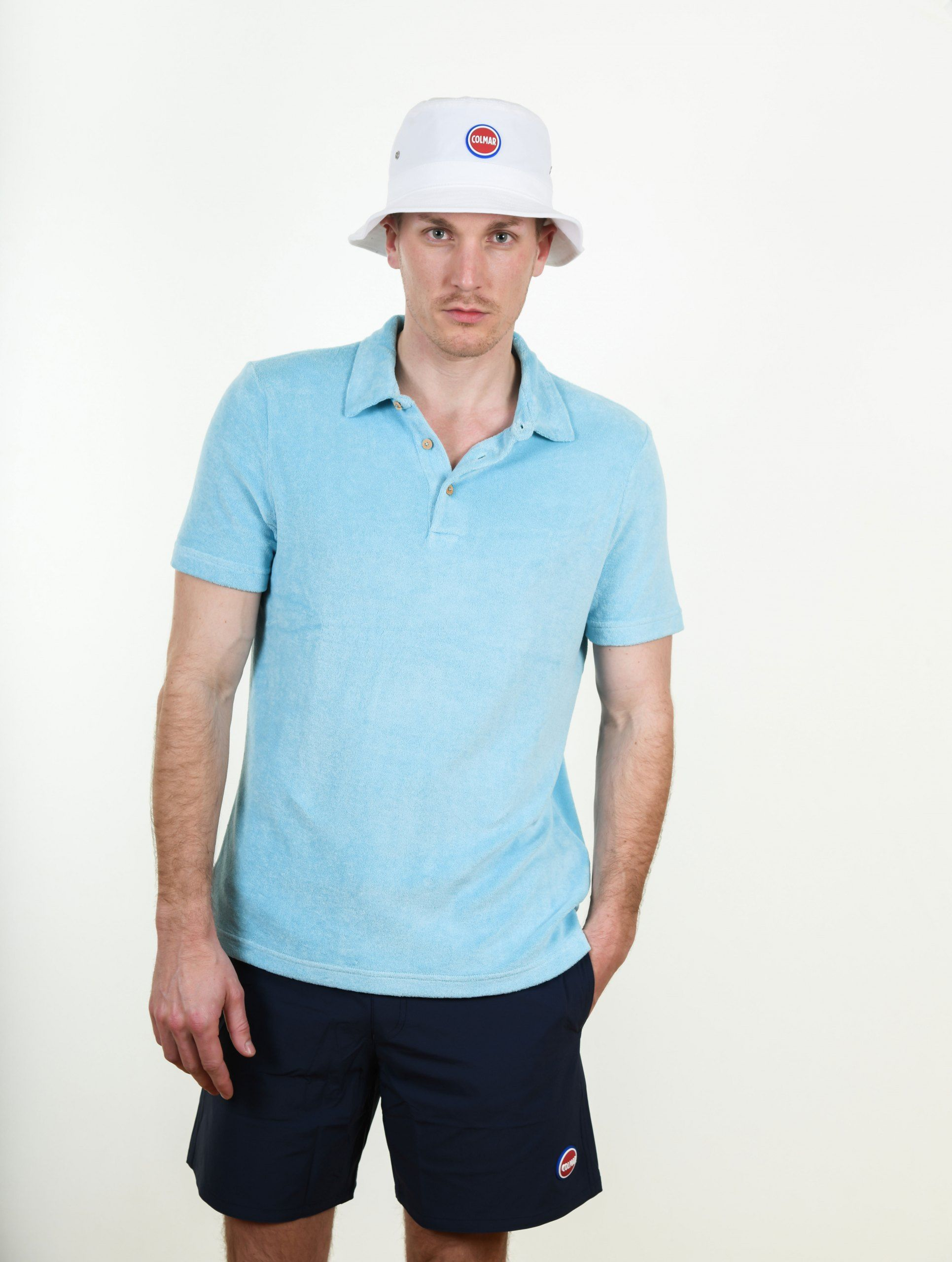 Poloshow Colmar Hat White 01 5074 8WF 7
