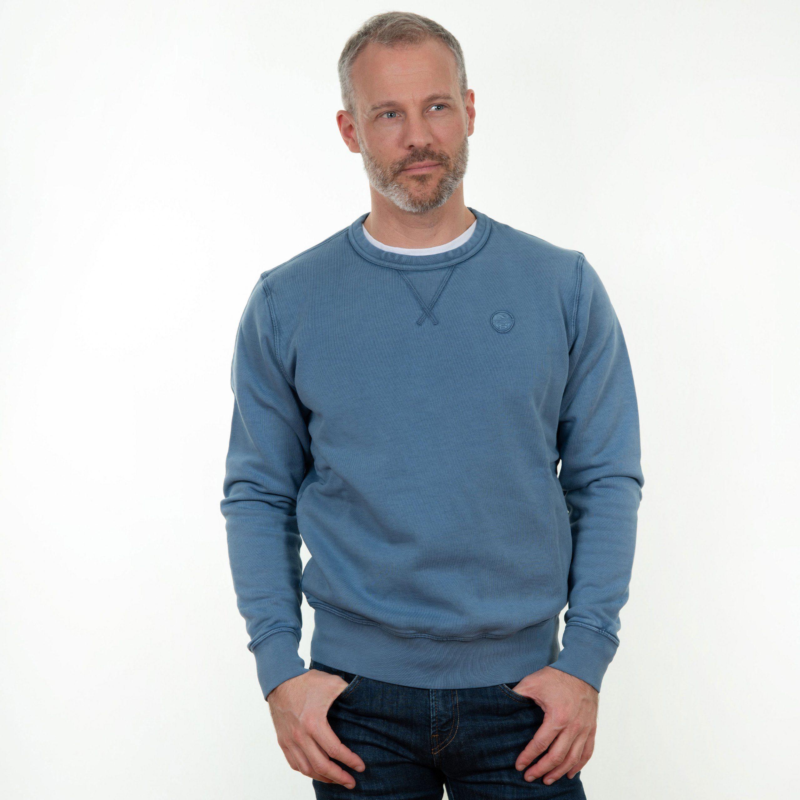 Poloshow North Sails Sweatshirt Jeans 691547 000 0790 500 8