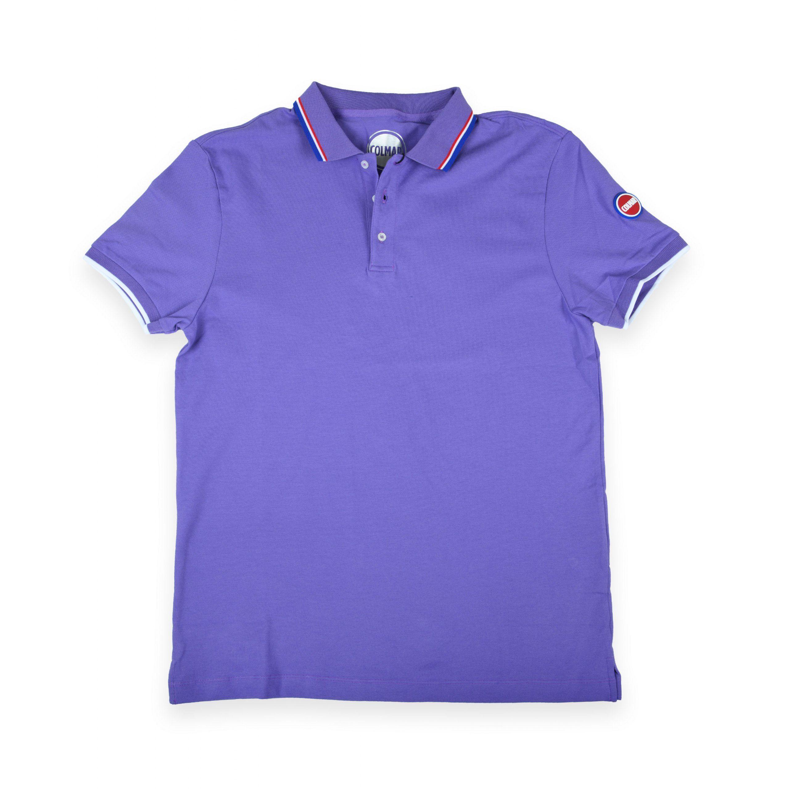 Poloshow Colmar Polo Violett 122 7659Z 4SH 1