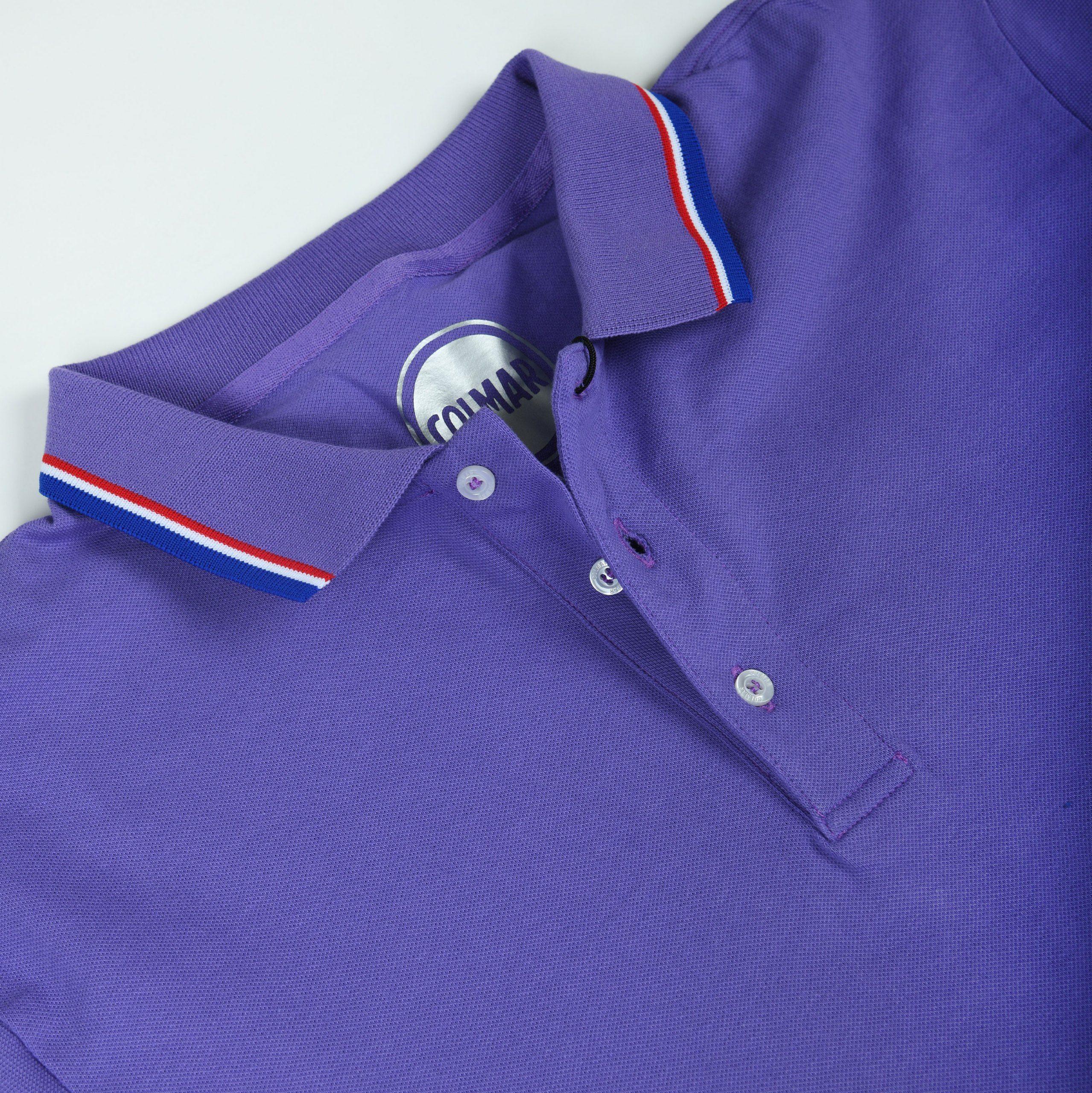 Poloshow Colmar Polo Violett 122 7659Z 4SH 3