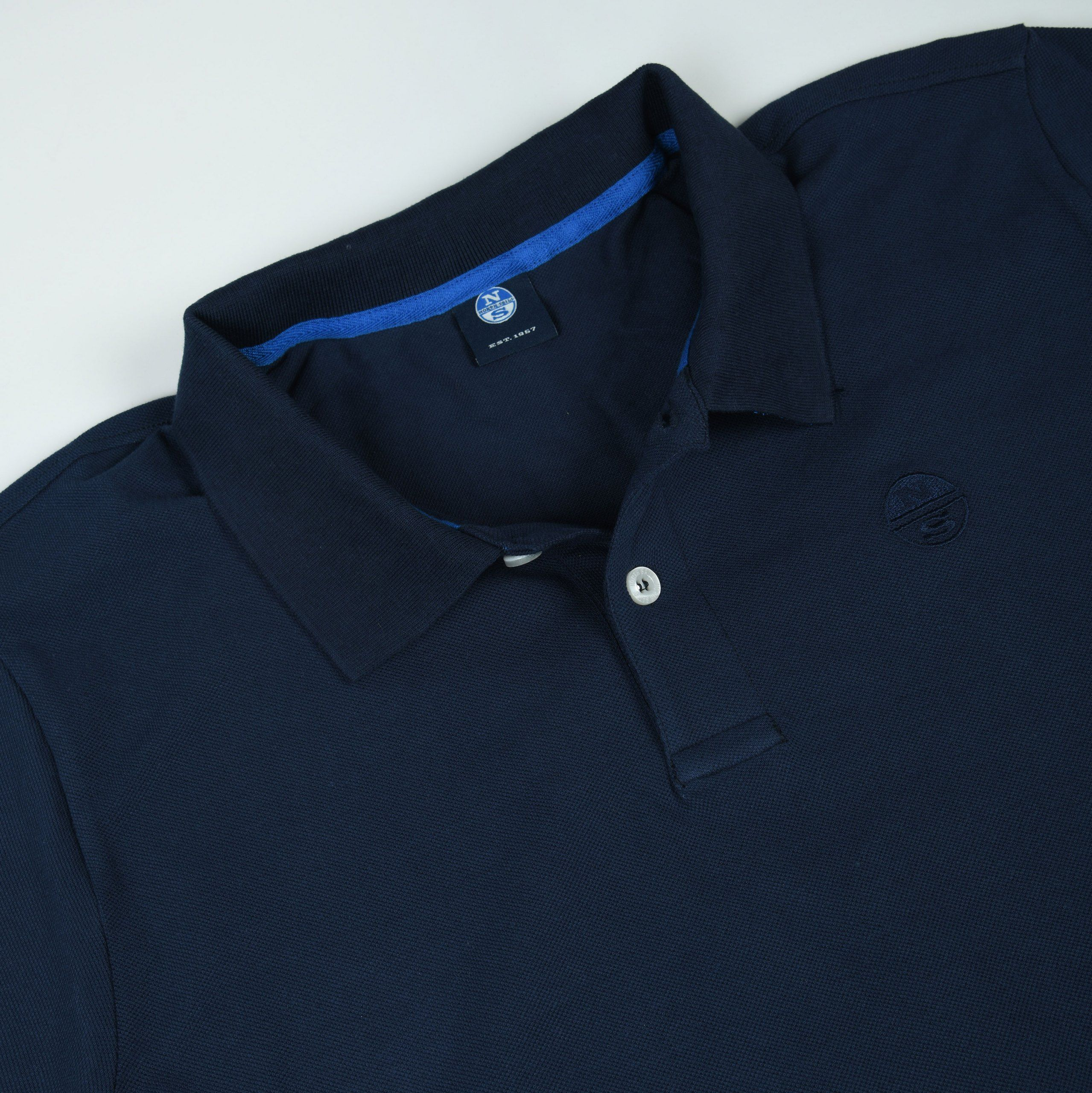 Poloshow North Sails Polo Navy Blue 6923280000802520 3