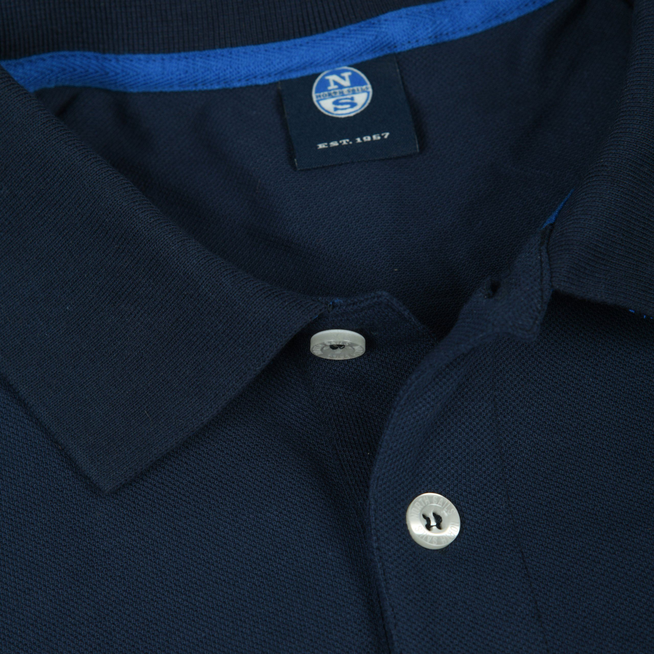 Poloshow North Sails Polo Navy Blue 6923280000802520 5