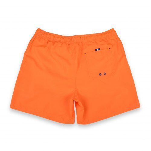 Poloshow North Sails Short Orange Fluo 6734390000555360 2